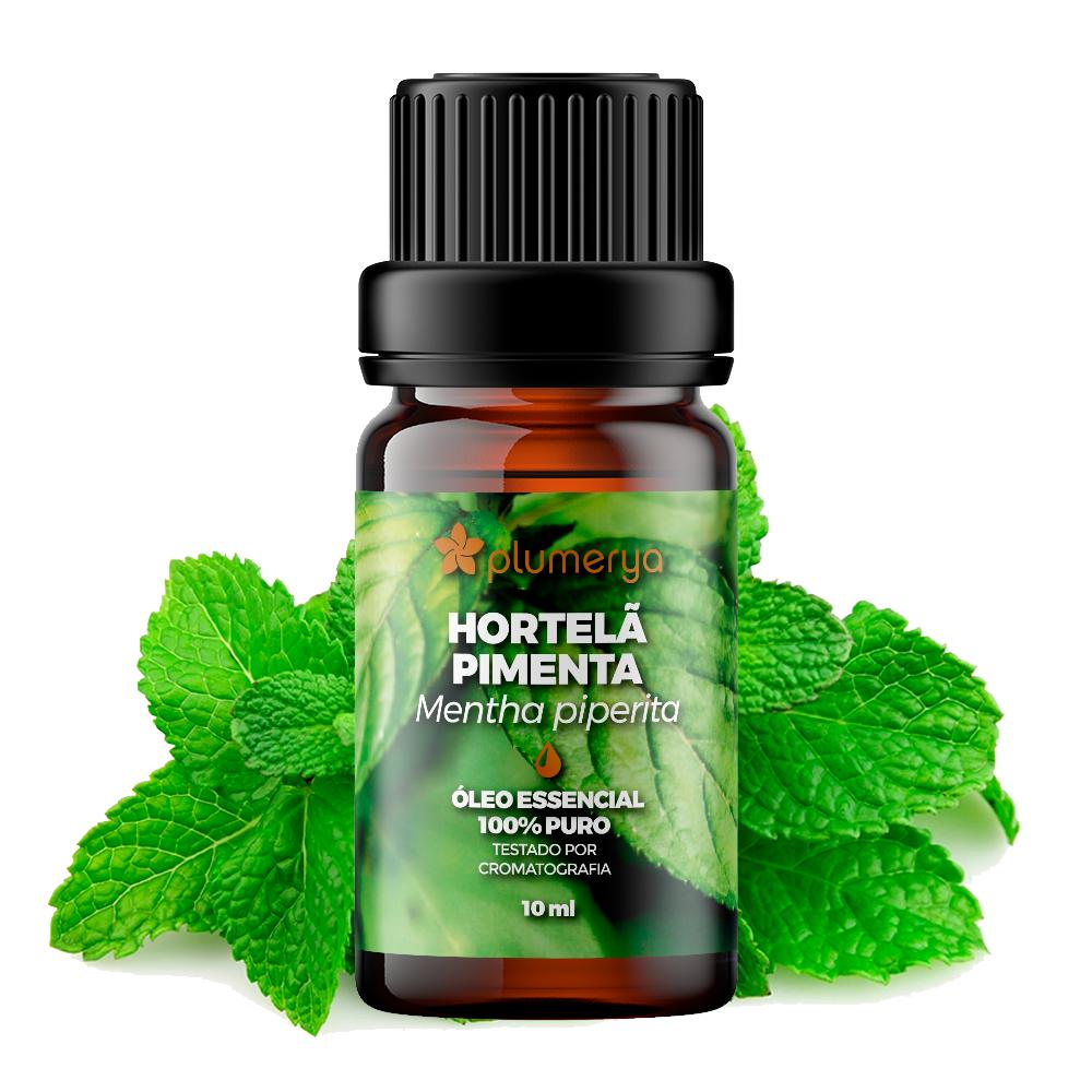 Hortelã Pimenta 10ml (Mentha piperita)